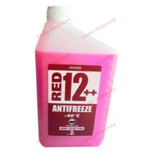 Антифриз Red 12++ Хадо