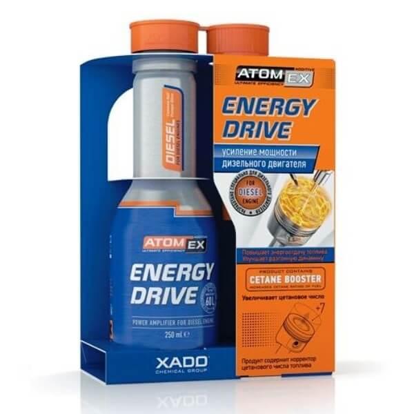 Цетаноповышающая присадка для улучшения дизельного топлива Хадо Energy Drive