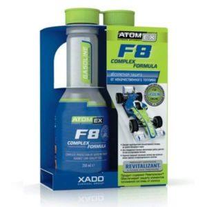 Комплексная присадка в бензин AtomEx F8 Complex Formula