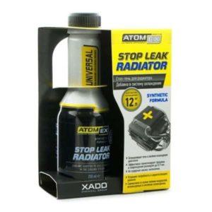 Стоп-течь для радиатора Atomex Stop Leak Radiator