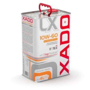 Гоночное моторное масло 10W60 Luxury Drive Xado