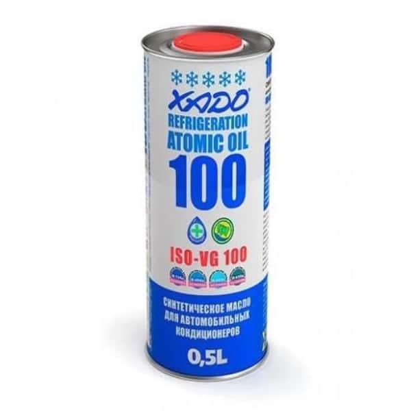 Масло для автомобильных кондиционеров Xado Refrigeration Oil 100