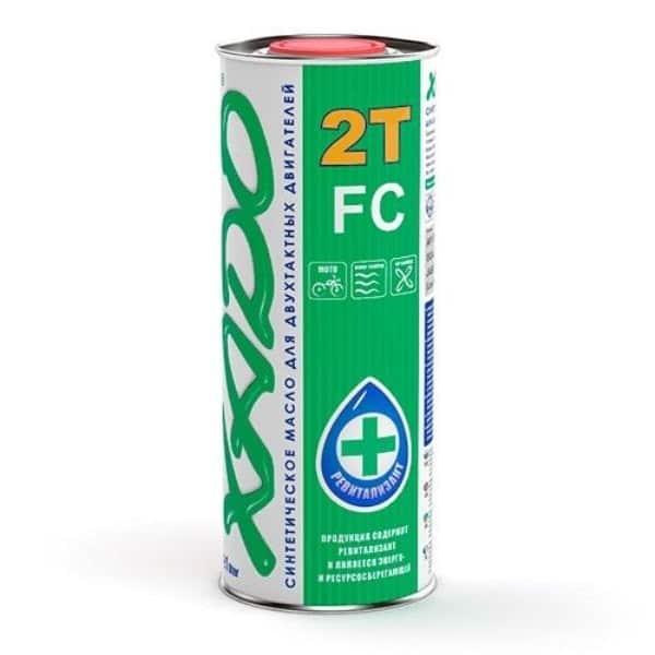 Синтетическое двухтактное масло Xado 2T FC