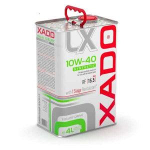 Синтетика Хадо 10W 40 Luxury Drive