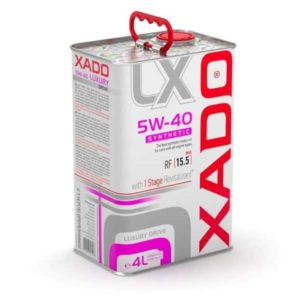Luxury Drive 5W40 Xado