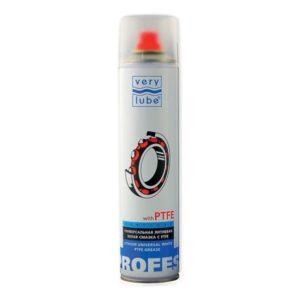 Универсальная белая литиевая смазка аэрозоль Verylube