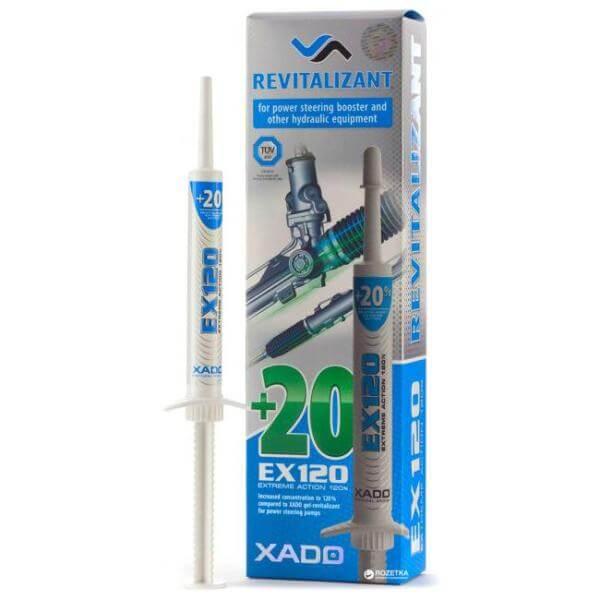 Присадка в гидроусилитель руля Хадо EX120