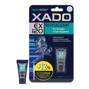 Присадка ТНВД Хадо EX120 туба 9мл