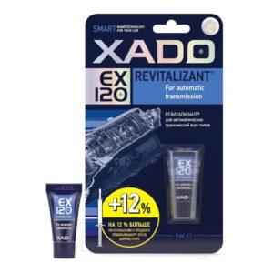 Присадка в вариатор ревитализант Хадо для АКПП EX120 туба 9мл